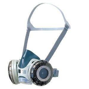シゲマツ/重松製作所 取替え式防塵マスク DR26U2W Mサイズ RL2(区分2) 防塵マスク 防じんマスク