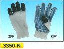 はさまれ防止手袋 作業用手袋 工事保安用品  3350-N
