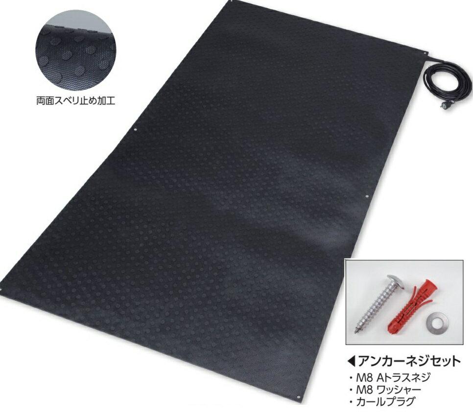【送料無料】融雪マット 玄階段用 81cm×403cm WT-150-2