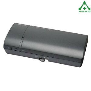 UNI-PEX ワイヤレス受信機 WR-3000 (メーカー直送/代引き決済不可)ユニペックス UNIPEX 日本電音 300MHz帯 単3 乾電池 車載 バッテリー