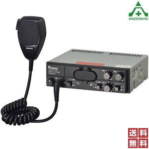 ノボル電機 SDカード搭載アンプ (DC24V車用) YD-314B (メーカー直送/代引き決済不可)noboru 車載用 SDプレイヤー付 PAアンプ