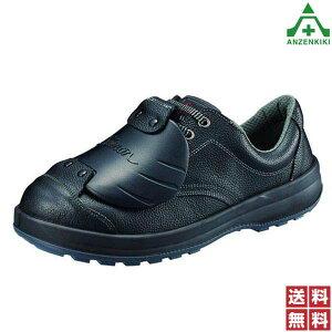 シモン 安全靴 SS11 樹脂甲プロD-6 (30cm) 黒 (メーカー直送/代引き決済不可)作業靴 ワークシューズ セーフティシューズ JIS T8101 S種 樹脂先芯 衝撃吸収 simon 甲プロテクター