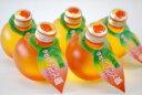 【杏のリキュール】ひとくちアンズ酒 かわいいあんずの実のボトル入り!ひとくちあんず酒(5コ入)リキュール【引き出物などのギフトに】
