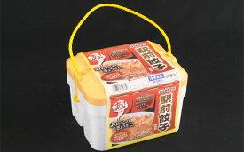 宇都宮餃子ちょっと小ぶりのパリッと焼ける餃子 駅前餃子24個入り 特製味噌だれ付き