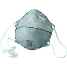トラスコ中山(株) TRUSCO 使い捨て式防じんマスク DS2 活性炭入 (10枚入) TR-3600B 3633080