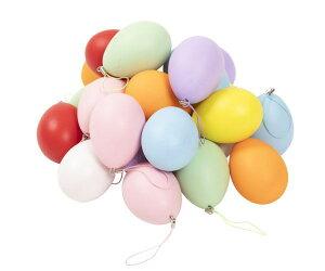 グッズ カラフルエッグセット6個 飾り エッグ 卵 たまご 装飾 イベント 宴会 パーティ グッズ パーティグッズ ハロウィン アイテム かわいい