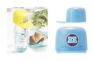 【ピクサーキャラクター】帽子型ペットボトルキャップコップ【モンスターズユニバーシティ】【モンスターズインク】【ピクサー】【ディズニー】【映画】【アニメ】【キャラクター】【