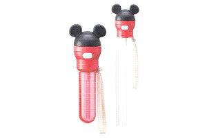 【ディズニーキャラクター】携帯用ペットボトルストローホッパーキャップ【コレクション】【ミッキー】【ミッキーマウス】【ディズニー】【Disney】【映画】【ストロー】【キャップ】【