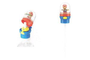 【スーパーマリオ】【MARIO】ストローホッパーキャップドーム型【マリオ】【ゲーム】【任天堂】【子供】【ストロー】【キャップ】【ペットボトル】【ドリンク】【グッズ】【かわいい】