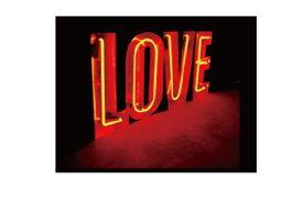 【アメリカン雑貨】インパクトサインネオン【RED】【LOVE】【ネオンチューブ】【ネオンライト】【電飾】【看板】【アメリカ雑貨】【ライト】【ブリキ看板】【インテリア】【アメリカ】【USA】【カフェ】【かわいい】【おしゃれ】