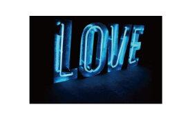 【アメリカン雑貨】インパクトサインネオン【BLUE】【LOVE】【ネオンチューブ】【ネオンライト】【電飾】【看板】【アメリカ雑貨】【ライト】【ブリキ看板】【インテリア】【アメリカ】【USA】【カフェ】【かわいい】【おしゃれ】