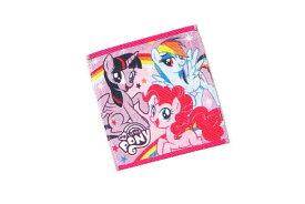 【送料無料】【My Little Pony】ウォッシュタオル【マジックピンク】【マイリトルポニー】【トモダチは魔法】【アニメ】【アメリカ】【タオル】【たおる】【生活雑貨】【かわいい】