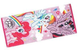 【My Little Pony】フェイスタオル【マジックピンク】【マイリトルポニー】【トモダチは魔法】【アニメ】【アメリカ】【タオル】【たおる】【生活雑貨】【かわいい】