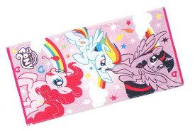 【送料無料】【My Little Pony】ミニバスタオル【マジックピンク】【マイリトルポニー】【トモダチは魔法】【アニメ】【アメリカ】【タオル】【たおる】【生活雑貨】【かわいい】