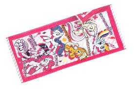 【送料無料】【My Little Pony】フェイスタオル【ラブリーポニー】【マイリトルポニー】【トモダチは魔法】【アニメ】【アメリカ】【タオル】【たおる】【生活雑貨】【かわいい】