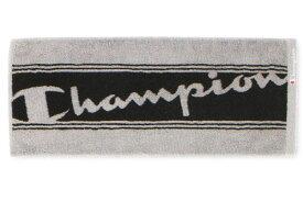 【送料無料】【チャンピオン】【Champion】スポーツタオル【グレー】【チャンピオンロゴ】【ハンカチ】【アメリカ】【カンパニー】【スウェット】【スポーツ】【グッズ】【タオル】【かわいい】
