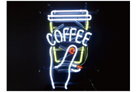 【アメリカン雑貨】ネオンサイン【COFFEE】【ネオンチューブ】【ネオンライト】【電飾】【看板】【アメリカ雑貨】【ライト】【ブリキ看板】【インテリア】【店舗】【USA】【ガレージ】【カフェ】【かわいい】【おしゃれ】