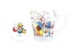 【ディズニーキャラクター】スリムマグ【キャンディドリーム】【スティッチ】【リロアンドスティッチ】【ディズニー】【マグ】【マグカップ】【コップ】【カップ】【グッズ】【かわい