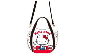 【ハローキティ】2WAYショルダーバッグ【1974 KT】【Kitty】【キティ】【キティちゃん】【バッグ】【ハンドバッグ】【鞄】【かばん】【サンリオ】【グッズ】【キャラ】【かわいい】