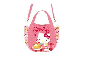 【ハローキティ】2WAYショルダーバッグ【ママの手作り】【Kitty】【キティ】【キティちゃん】【バッグ】【ハンドバッグ】【鞄】【かばん】【サンリオ】【グッズ】【キャラ】【かわいい】