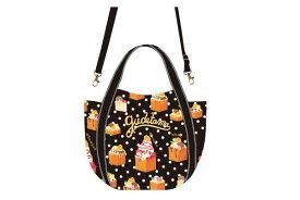 【ぐでたま】2WAYショルダーバッグ【ハニートースト】【たまご】【キャラクター】【バッグ】【ハンドバッグ】【鞄】【かばん】【サンリオ】【グッズ】【キャラ】【かわいい】