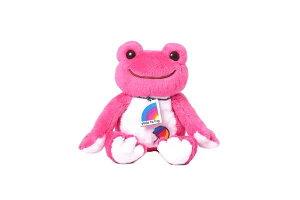 【かえるのピクルス】【アメトーーク!】ビーンドール【ピンク】【pickles the frog】【アメトーク】【カエル】【キッズ】【ぬいぐるみ】【お人形】【人形】【児童】【子供】【幼児】【かわ
