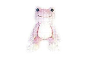 【かえるのピクルス】にじいろ M【さくら】【ピクルス】【ぴくるす】【かえる】【カエル】【pickles the frog】【キッズ】【ぬいぐるみ】【ヌイグルミ】【お人形】【人形】【児童】【子供】
