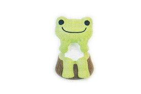 【かえるのピクルス】フィギア【切り株】【ピクルス】【かえる】【pickles the frog】【カエル】【キッズ】【ふぃぎあ】【趣味】【コレクター】【お人形】【人形】【児童】【子供】【幼児】【かわいい】