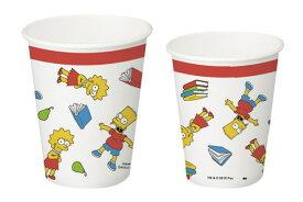 【ザ・シンプソンズ】【The Simpsons】メラミンタンブラー【SCHOOL】【シンプソンズ】【コップ】【タンブラー】【カップ】【メラミン】【食器】【キャラ】【グッズ】【かわいい】