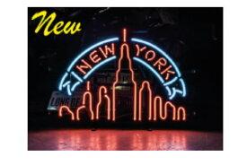 【アメリカン雑貨】ネオンサイン【NWE YORK】【ニューヨーク】【ネオン】【ネオンライト】【電飾】【看板】【かんばん】【アメリカ雑貨】【ライト】【ブリキ看板】【インテリア】【店舗】【USA】【ガレージ】【カフェ】【かわいい】【おしゃれ】