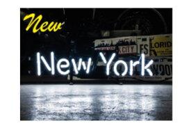 【アメリカン雑貨】ネオンサイン【NEW YORK】【ニューヨーク】【ネオン】【ネオンライト】【電飾】【看板】【かんばん】【アメリカ雑貨】【ライト】【ブリキ看板】【インテリア】【店舗】【USA】【ガレージ】【カフェ】【かわいい】【おしゃれ】