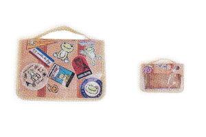 【送料無料】【かえるのピクルス】トラベルハンガーポーチ【ポーチ】【かえる】【ピクルス】【キャラクター】【カバン】【バッグ】【旅行】【おでかけ】【遠足】【雑貨】【生活雑貨】