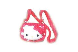 【ハローキティ】ショルダーバッグ【赤】【KT】【キティ】【キティちゃん】【バッグ】【ショルダーバッグ】【鞄】【かばん】【サンリオ】【グッズ】【キャラ】【かわいい】