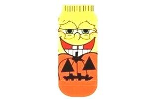 【スポンジ・ボブ】HALLOWEEN SOCKS【HWかぼちゃ】【YE×OR】【SpongeBob】【ボブ】 【アニメ】【キャラクター】【ソックス】【レディース】【くつした】【靴下】【かわいい】