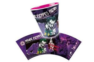 【DCコミック】メラミンカップ【ジョーカー】【バットマン】【映画】【DC】【コミック】【漫画】【アメコミ】【グッズ】【コップ】【カップ】【メラミン】【キャラ】【かわいい】