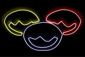 【ネオン】アイスクリーム【29】【ソフトクリーム】【ICE CREAM】【アイス】【カフェ】【アイコン】【ネオンライト】【電飾】【LED】【ライト】【サイン】【neon】【看板】【イルミネーショ