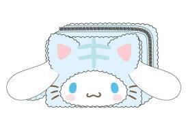 【サンリオキャラクター】【Happy Cat】マルチポーチ【シナモロール】【シナモちゃん】【シナモ】【しなもろーる】【しなも】【サンリオ】【ハッピーキャット】【グッズ】【ポーチ】【小物入れ】【化粧ポーチ】【ペンケース】【筆箱】【ケース】【文房具】【コスメ】
