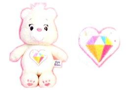 【ケアベア】【CAREBEARS】ぬいぐるみ【S】【スパークルハートベア】【クマ】【Carebears】【くま】【ベア】【お人形】【人形】【キャラクター】【ヌイグルミ】【キャラクター】【子供】【キッズ】【インテリア】【かわいい】