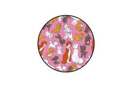 【日本製】【ディズニーキャラクター】缶バッジ【総柄】【マリー】【おしゃれキャット】【ディズニー】【映画】【アニメ】【カンバッジ】【バッチ】【生活雑貨】【缶】【コレクター】【キャラクター】【グッズ】【かわいい】