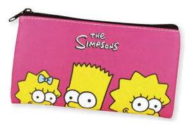 【送料無料】【ザ・シンプソンズ】【The Simpsons】フラットポーチ【ドアップ】【バード】【シンプソンズ】【アメリカ】【テレビ】【アニメ】【漫画】【ゆるキャラ】【文房具】【学校】【勉強】【ペンケース】【筆箱】【かわいい】