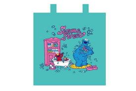 【送料無料】【セサミストリート】カラートートバッグ【バスタイム】【クッキーモンスター】【エルモ】【セサミ】【sesame】【アニメ】【アメリカ】【鞄】【かばん】【カバン】【トート】【バッグ】【トートバッグ】【かわいい】