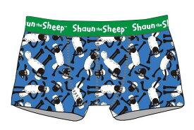 【送料無料】【ひつじのショーン】ボクサーブリーフM【ショーンいっぱい】【ひつじ】【ショーン】【羊】【キャラクター】【アニメ】【ボクサー】【パンツ】【ブリーフ】【下着】【メンズ】【かわいい】