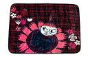 【ムーミン】【Moomin】ブランケット【チェック】【リトルミイ】【ミイ】【アニメ】【...