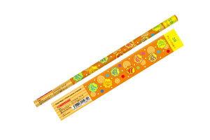 【送料無料】【チュッパチャプス】フレーバー鉛筆【オレンジ】 【Chupa Chups】【あめ】【あめちゃん】【お菓子】【鉛筆】大人気!