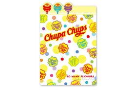【チュッパチャプス】ダイカット下敷き【ドット】 【Chupa Chups】【あめ】【あめちゃん】【お菓子】大人気!