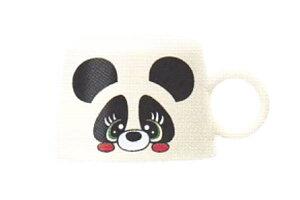 【CHERICHU】ペットボトルキャップコップ【チェリッチュ】【パンダ】 【動物】【アニマル】【コップ】【カップ】【ペットボトル】【キャップコップ】【飲み物】【ドリンク】【食器】【グ