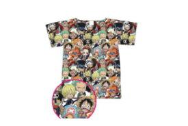 【ワンピース】【ONE PIECE】Tシャツ【キッズ100】【集合パターン】【ルフィ】【ゾロ】【サンジ】【チョッパー】【アニメ】【漫画】【映画】【シャツ】【ティーシャツ】【服】【衣服】【子供】【ファッション】【グッズ】【かわいい】