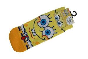【スポンジ・ボブ】クールソックス【フェイス】【SpongeBob】【ボブ】 【アニメ】【キャラクター】【ソックス】【レディース】【くつした】【靴下】【ファッション】【グッズ】【かわいい