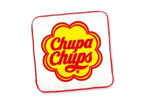 【チュッパチャプス】やわらかミニタオル【ロゴ】【レッド】【Chupa Chups】【あめ】【あめちゃん】 【お菓子】【タオル】【たおる】【生活雑貨】【雑貨】【グッズ】【かわいい】
