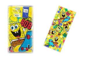 【スポンジボブ】 【2枚組】フェイスタオル【SpongeBob】【ボブ】【スポンジ・ボブ】【キャラ】【アニメ】【タオル】【たおる】【生活雑貨】【雑貨】【グッズ】【かわいい】